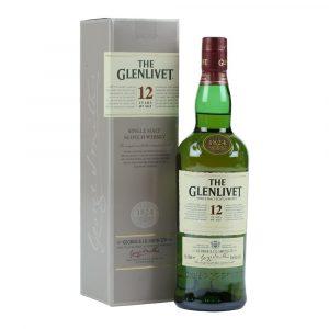 GLENLIVET 12Y - 750ml